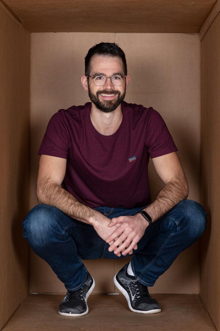 Gabriel Hertig, Zahnarzt