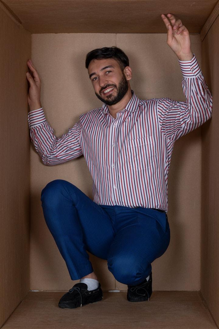 Khalil Hamidi, Dentalassistent